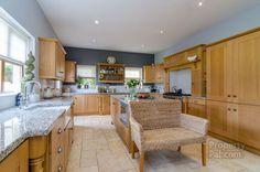 8 Downshire Park South, Hillsborough #kitchen #greywalls