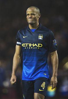 Vincent Kompany - Manchester City
