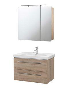 badmobel hagebau, badmöbel-set »brisbane«, breite 80 cm, 2-teilig jetzt bestellen, Design ideen