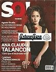 ANA CLAUDIA TALANCON SO MEXICAN MAGAZINE 2008 - quotSOquot, 2008, CLAUDIA, MAGAZINE, MEXICAN, TALANCON