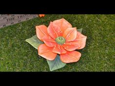 Diy And Crafts, Deco, Hot, Youtube, Plants, Wire Flowers, Craft Projects, Make Flowers, Barn Owls
