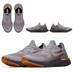 Nike React Flyknit customized