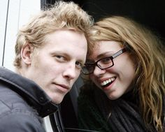 laurence fox and billie piper! I love them together!!