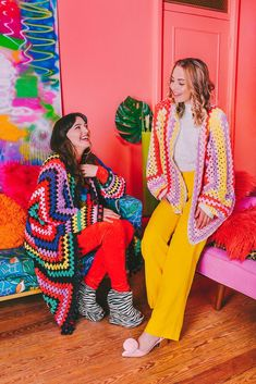 Crochet Jacket, Crochet Cardigan, Knit Crochet, Crochet Designs, Crochet Patterns, Knitting Patterns, Bordado Floral, Hippie Crochet, Cardigan Pattern