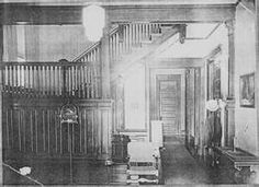 Vintage funeral home pictures