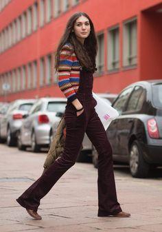 Winter Street Style 2015 | POPSUGAR Fashion