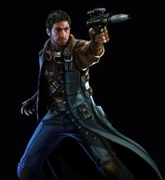 Smuggler / **my personal identifier in the Star Wars Universe!