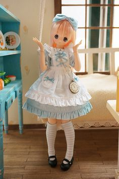 alice in wonderland figurine fashion play set