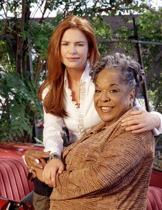 Tess & Monica - Touched By An Angel Photo - Fanpop fanclubs People Need The Lord, John Dye, Della Reese, Roma Downey, Touched By An Angel, Real Angels, Western Pleasure Horses, Savage Garden, Amy Grant