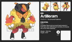 006: Artilleram by *LuisBrain on deviantART