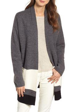048c2404cba Eileen Fisher Merino Wool Cardigan (Regular   Petite)