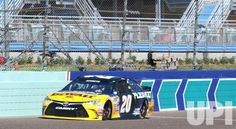 NASCAR Ford EcoBoost 400 Practice in Homestead, Florida.