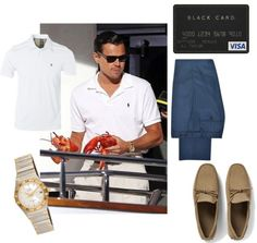 The Wolf of Wall Street Men's Style (6)