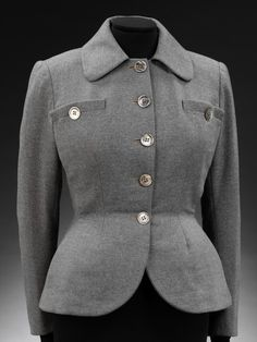 Jacket Christian Dior, 1947 The Victoria & Albert Museum