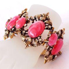 Selro Huge Pink Bracelet