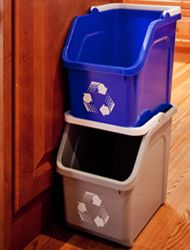 Busch Systems Multi Stackable Recycler - $9.99 per bin