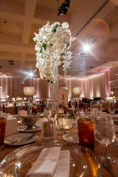 Wedding Reception At The Founders Inn And Spa