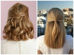 7 Super Cute Everyday Hairstyles For Medium Length Hair Hair Styles Cute Everyday Hairstyles, Daily Hairstyles, Easy Hairstyles For Medium Hair, Down Hairstyles, Trendy Hairstyles, Straight Hairstyles, Wedding Hairstyles, Hairstyles 2018, Hairdos