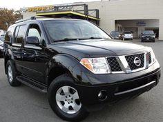 2007 Nissan Pathfinder, 77,986 miles, $13,998.