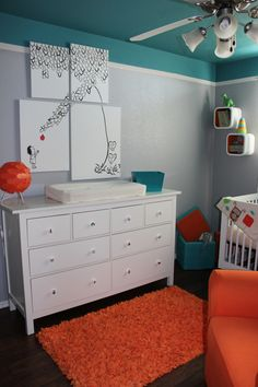 "The personalized art of ""The Giving Tree"" is amazingly adorable!!"
