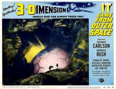 """3D movie 1953 
