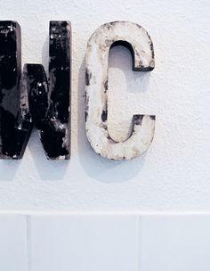 Um banheiro CHEIO de inspirações | MaodeVacaBlog
