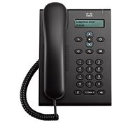 Cisco Unified SIP Phone 3900 Series Cisco Business Edition 6000 supports a wide variety of Cisco Unified IP Phones