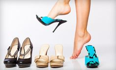 Shoe and Boot Repair at Cobblestone Shoe Hospital (Up to 53% Off). Four Options Available.