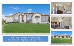 5759 High Forest, 78132, MLS # 1173976, $488,360, 3 bedroom, 2 bath, 2 car garage, 2641 sqft, REALTOR incentives, Yvonne Moreno-Kidd, (210) 643-7288  #NewBraunfelsHomes, #78132Homes, #ConventryHomes #NewConstructionHomes #ReMaxCorridor