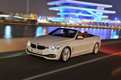 2014 BMW 4 Series Convertible