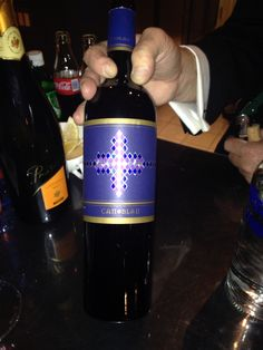 Granache Syrah blend Spanish wine