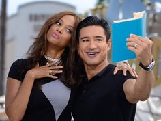Celebrity Selfie Book Club - Cell phones replaced with books - looks hilarious, yet so much more intelligent than taking actual selfies. :)