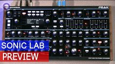 Sonic LAB Preview: Novation Peak - Questions?