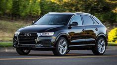 2017 Audi Q3 Black Edition front