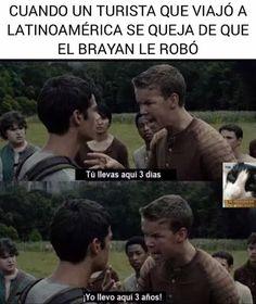 Cuando el Brayan roba a los turistas :v Para más imágenes graciosas visita: https://www.Huevadas.net #meme #humor #chistes #viral #amor #huevadasnet