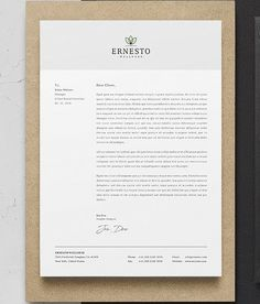 Sample Letterhead With Board Of Directors Listed Google