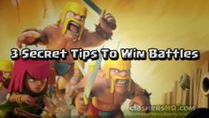 3 Secrets Tips To Win Every Battle in Clash Royale