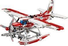 Het LEGO Brandblus Vliegtuig lijkt net echt. De details, zoals een 2-cilinder motor en draaiende propellers, maken deze set een traktatie voor de echte LEGO-Technic fans. De leukste LEGO bestel je online bij https://www.olgo.nl/lego/technic.html