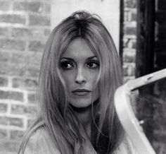 If I didn't know better, I would say that she's Olivia Palermo... Sharon Tate in 12+1, 1969.