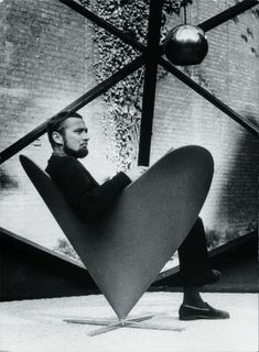 Verner Panton - one of the most influential and experimental figures in the development of design during the 1960s and 1970s.