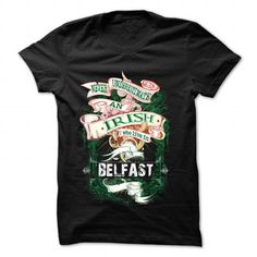 Living in BELFAST with Irish roots - #tshirt painting #estampadas sweatshirt. GET YOURS => https://www.sunfrog.com/LifeStyle/Living-in-BELFAST-with-Irish-roots-87247762-Guys.html?68278