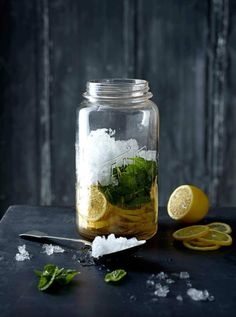 Detox Water by The Whole Pantry