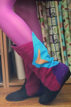 Love these! Boots by Irregular Choice