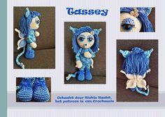 Ik ben verliefd :) Wat een leukerd om te maken deze Tassey. Super dat ik deze mocht proef haken.