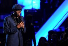 "Arsenio Hall announces Best New Artist nominees on ""The GRAMMY Nominations Live!! — Countdown To Music's Biggest Night"" on Dec. 6 in Los Angeles"