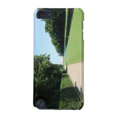 Schloss Benrath Park And Distant Palace iPod Touch 5g Case   iPod Touch 5th Generation Cases