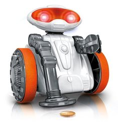 Clementoni Mio the Robot and thousands more of the very best toys at Fat Brain Toys. The richly illustrated manual makes it easy to build your new friend and then learn all about the different and endless ways you can control i.
