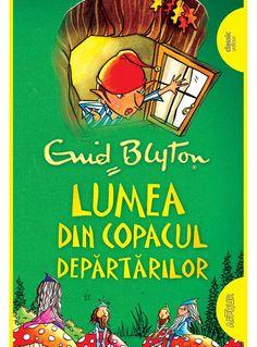 Lumea din copacul depărtărilor | paperback - Enid Blyton - Editura Arthur Enid Blyton, Comic Books, Cartoons, Comics, Comic Book, Graphic Novels, Comic