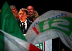 Ιταλικό δημοψήφισμα: Ψήφισε ο Ρέντσι - στο 19,5% η προσέλευση: Στο 19,6% διαμορφώνεται έως τις 12.00 (ώρα Ιταλίας) η προσέλευση των…