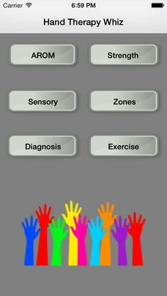 """Lesley Addison, OTD '10, OTR/L, has created an app in the Apple store titled, """"TherapyWhiz."""" The purpose of the app is to provide therapists/students with a quick reference for frequently used therapy norms, diagnoses, and provide some basic therapeutic ideas. The focus of this app is on hand therapy. Learn more at https://itunes.apple.com/us/app/therapywhiz/id789335922?mt=8 #wusm #wustl"""